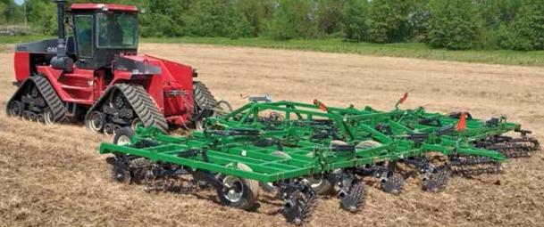 Обработка почвы перед посевом кукурузы