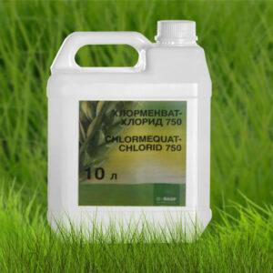 Регулятор роста Хлормекват - Хлорид 750