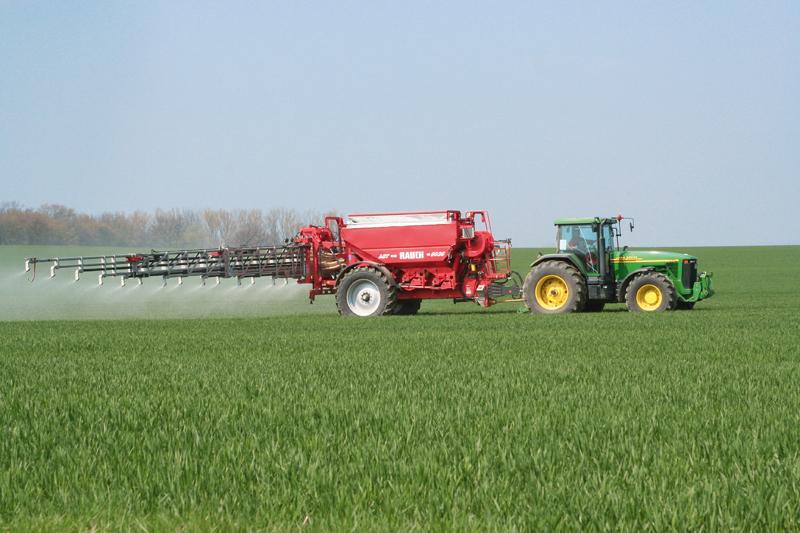 Подкормка озимой пшеницы калиевой селитрой
