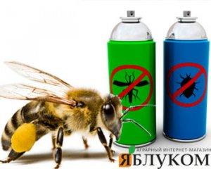 Какие инсектициды могут быть безопасными для пчёл