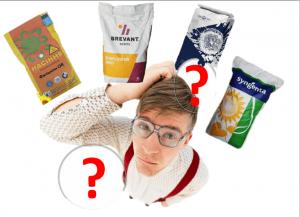 Как выбрать семена подсолнечника на посев?